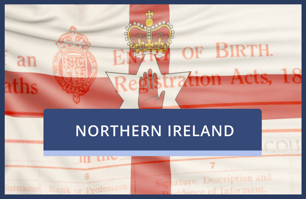 long form birth certificate northern ireland