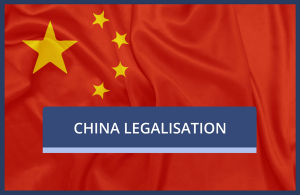 Chinese Legalisation of Existing UK Documents