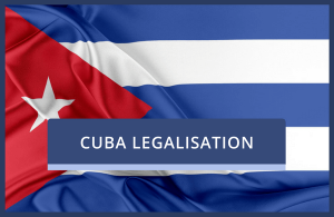 Cuba Legalisation of UK Documents