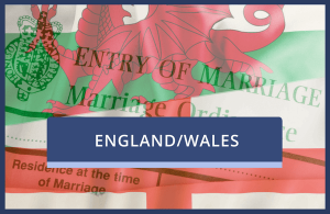 Marriage Certificate (England & Wales)