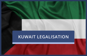 Kuwait Legalisation of UK Documents