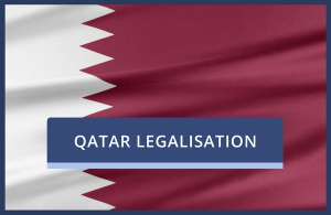 Qatar Legalisation of UK Documents