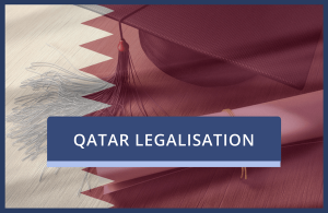 Qatar Legalisation of UK Degree Certificates