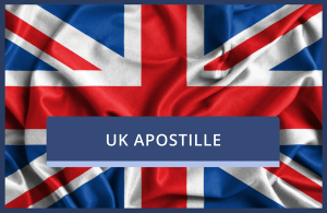 Apostille Stamp for Existing UK Documents